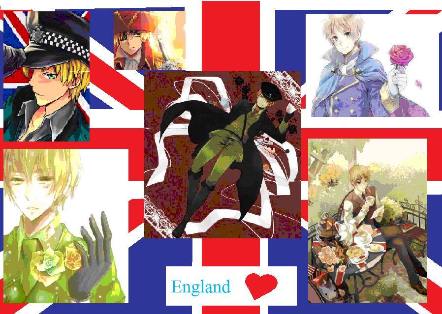 Hetalia Flag Art- England/ Arthur Kirkland by Dee-Bunny-79 on DeviantArt