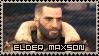 FO4 Elder Maxson Stamp by LothrilZul