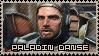 FO4 Paladin Danse Stamp /v2 by LothrilZul