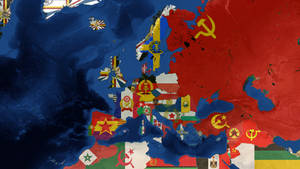 Europe 1991 Communist Victory