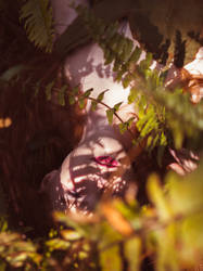 Hidden in Shadows by Queen-Kitty