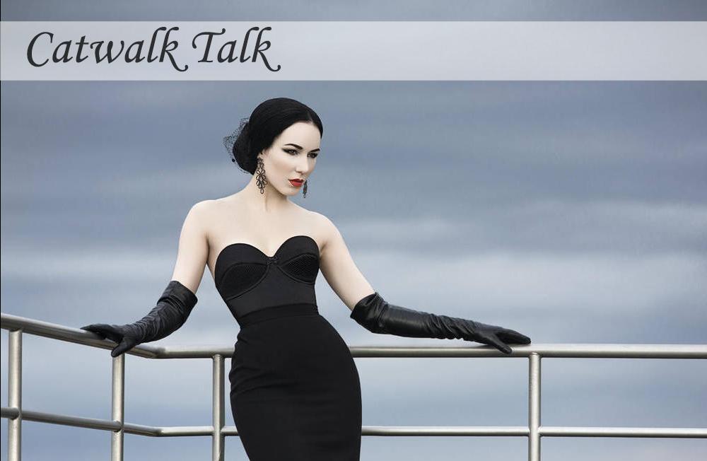 Catwalk Talk Banner by Queen-Kitty