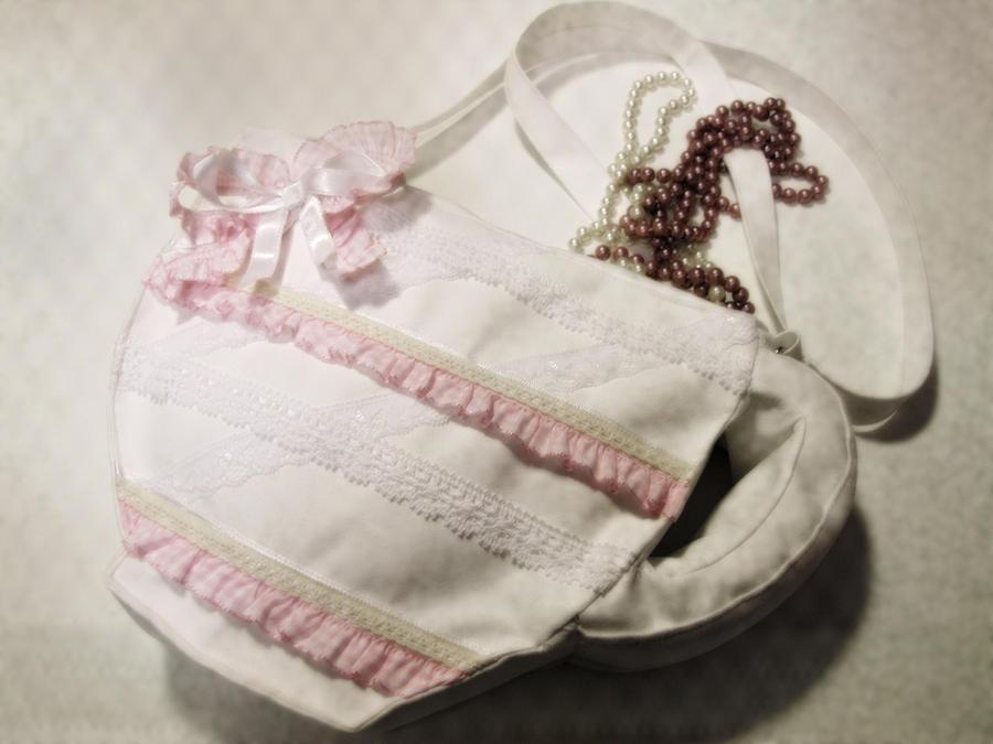 Teacupbag by Cupcake--Princess
