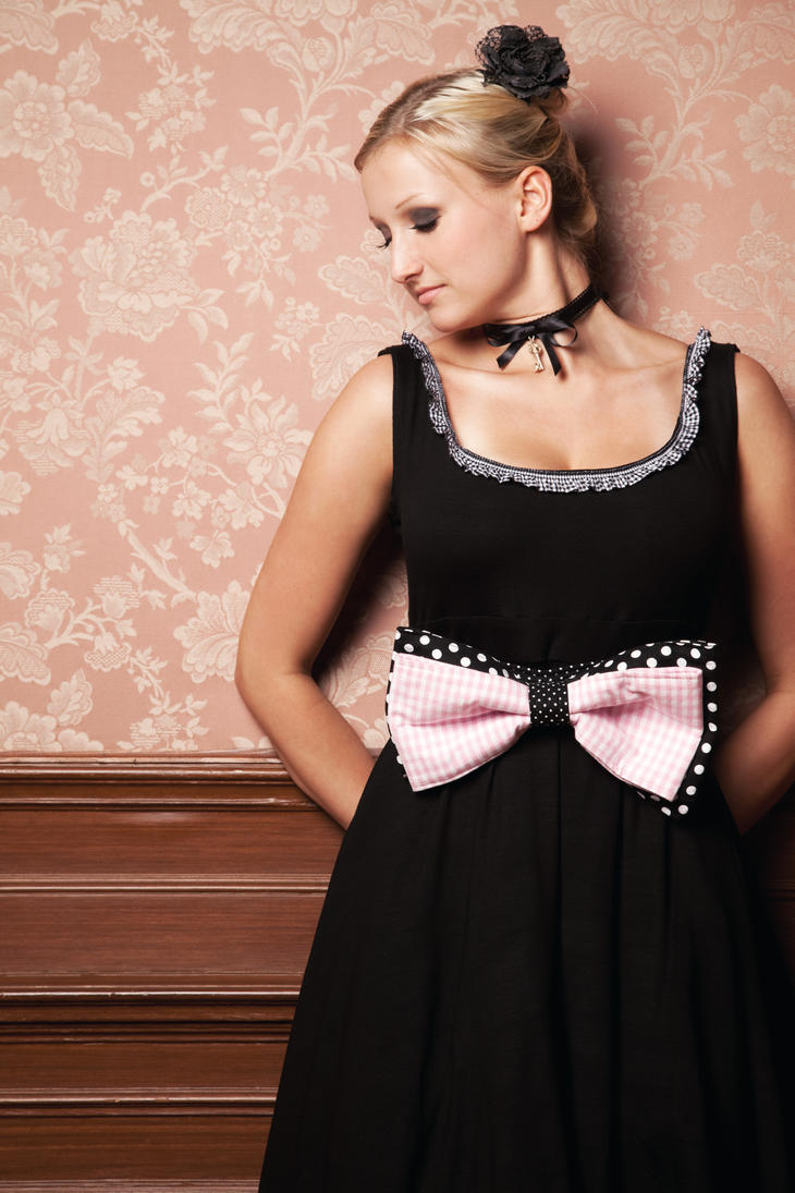 Cute Doll Dress by Cupcake--Princess