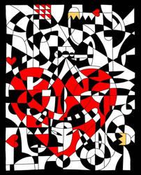 Love in a MadWorld by Telliria