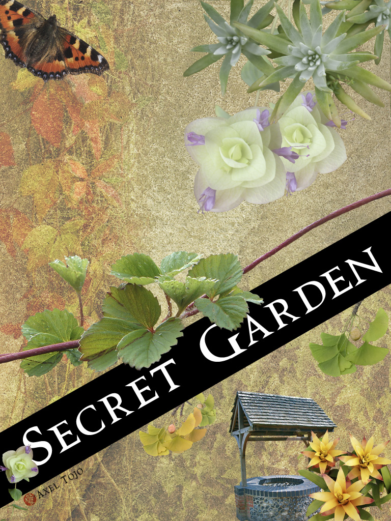 Secret Garden by Telliria