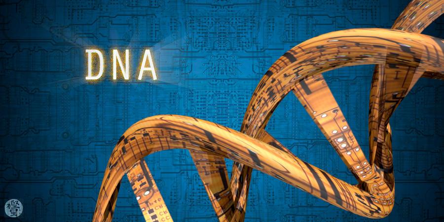 DNA by Telliria