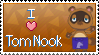 Tom Nook Stamp by Maru-Kaite-ftw