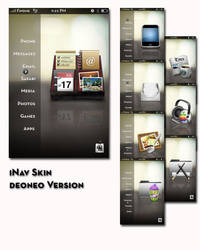 iPhone SS - iNav Mod by deoneo