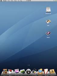 Mac OSX Theme - iPad by deoneo