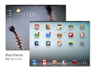 iPad SS: Jan 2011 by deoneo