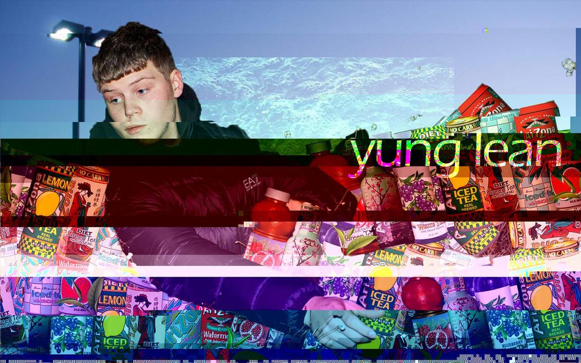 Yung Lean Sad Boys Wallpaper Arizona Iced Tea By Barbelithium