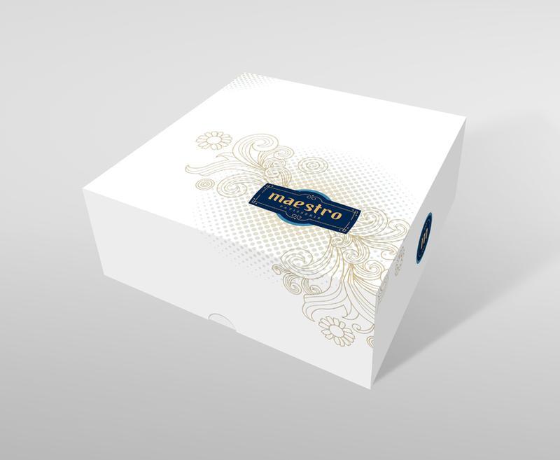 Cake Box Design Packaging