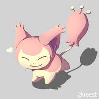 Skitty by yueest