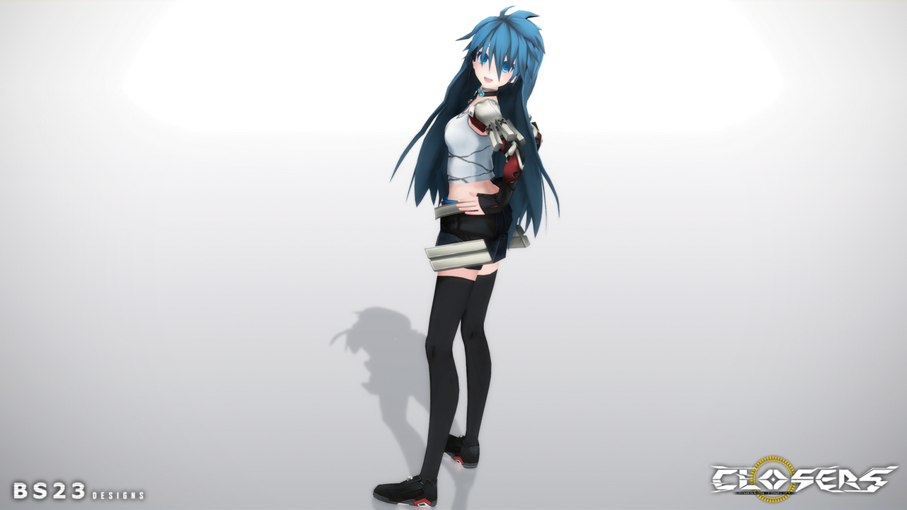 image 3d mmd love me if you can featuring hatsune miku