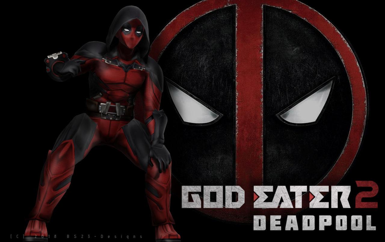 [MMD] God Eater 2 x Deadpool Crossover