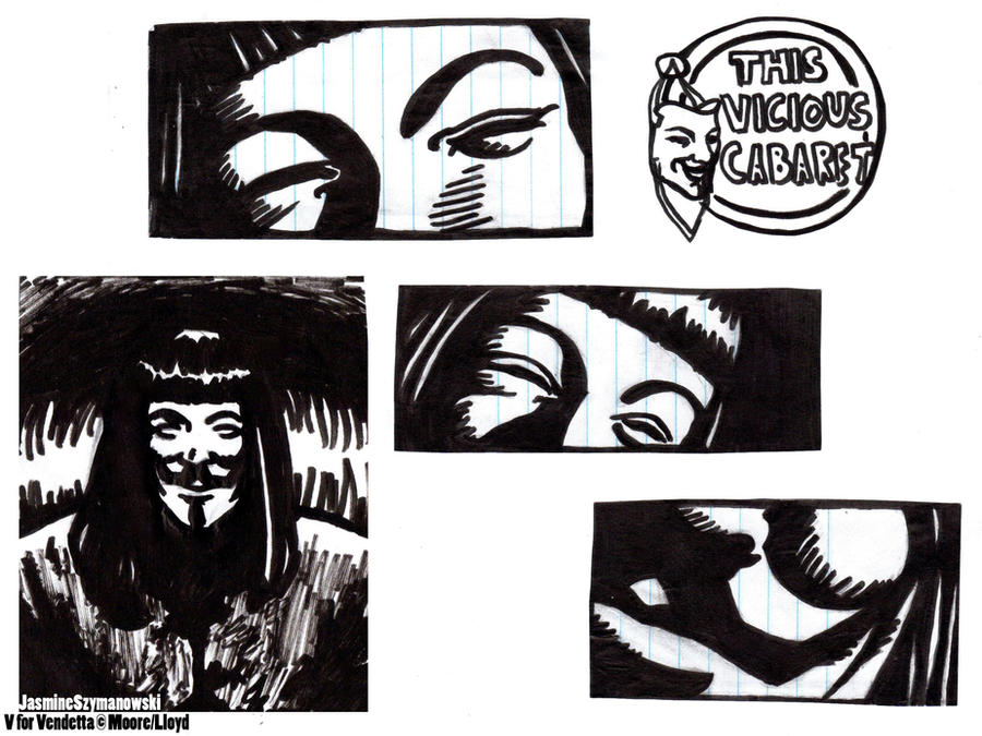 This Vicious Cabaret by XBlackFerretX
