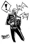 Black Parade Sketch