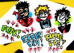 Green Day: The Many Faces of Billie Joe!