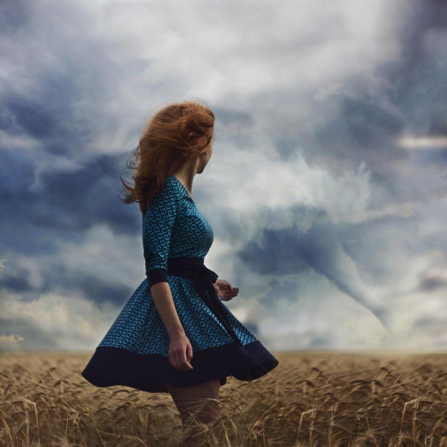 Into the storm by SatoshiKaito