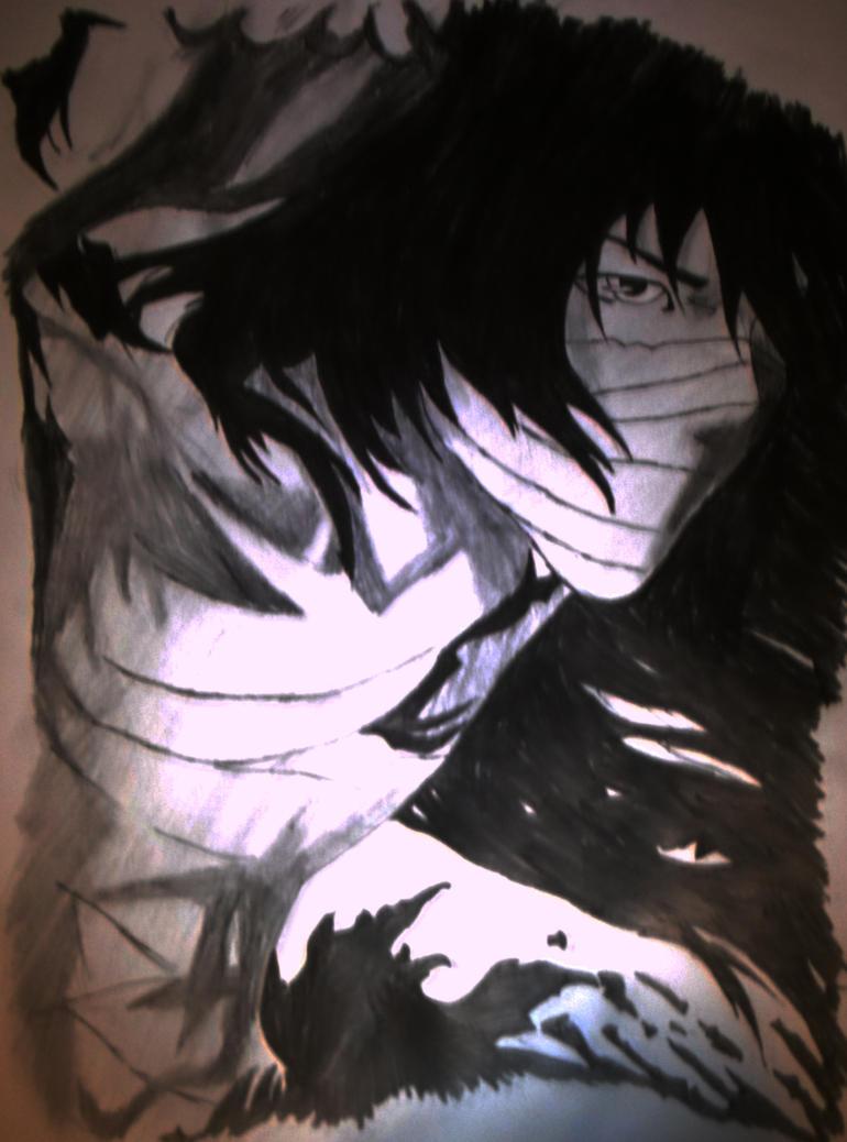 Ichigo Getusga Tenshou Form by StubbornNinja