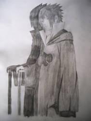 Taka Sasuke by StubbornNinja