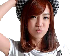 Kim Hyoyeon PNG by leeaudrey