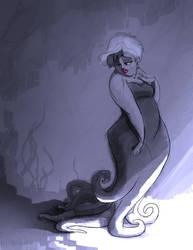 Ursula Backstory by MallorySmallory