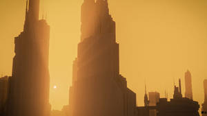 City frame 02