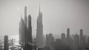 City frame 03