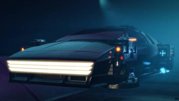 Lotus Esprit Hover GT 2076