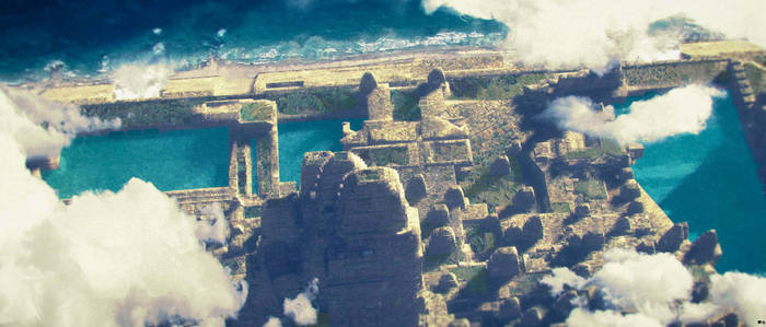 Ancient City of Dereshar - Daylight 02