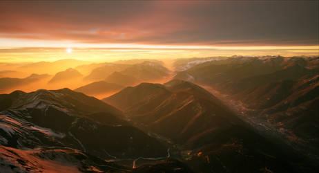 Swiss Alps Chill