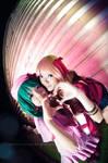 Sheryl and Ranka - Twin Hearts