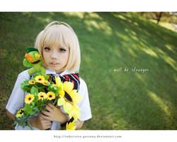 Shiemi - I will be brave by lavena-lav