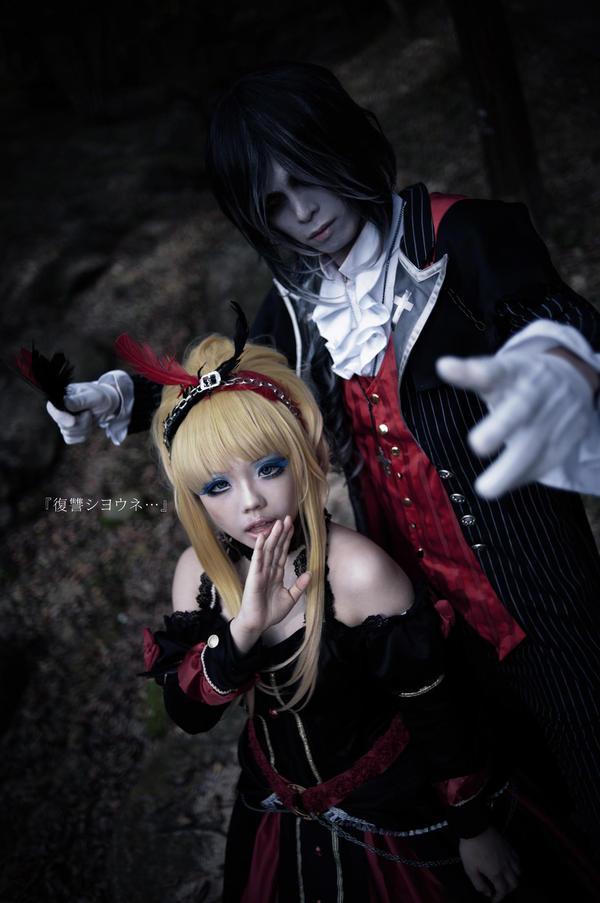 Elise - Let's get revenge by lavena-lav