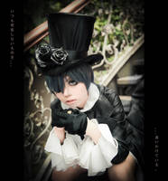 Ciel Phantomhive, Aiming for Redemption by lavena-lav