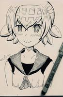 Lana (Pokemon SM) by TruiArts