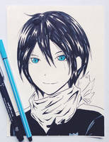 Yato (Norogami) by TruiArts