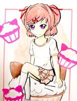 Natsuki :3 by TruiArts