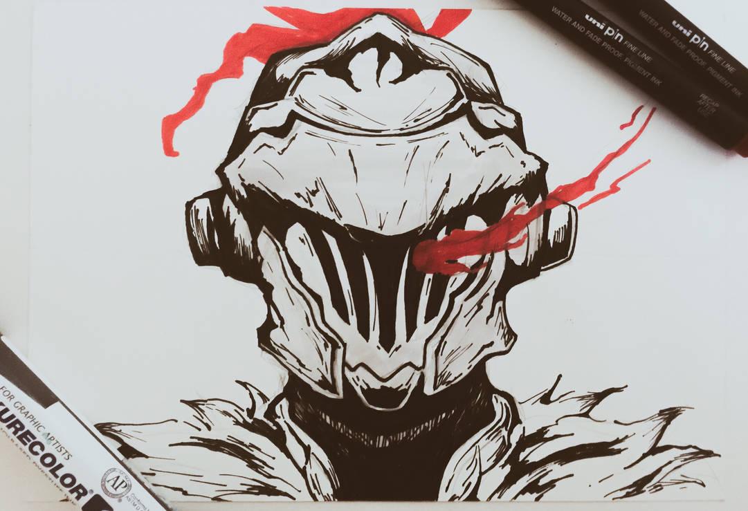 Goblin Slayer Sketch by TruiArts