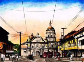 Binondo Church by TruiArts
