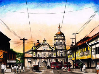 Binondo Church by TruiArts