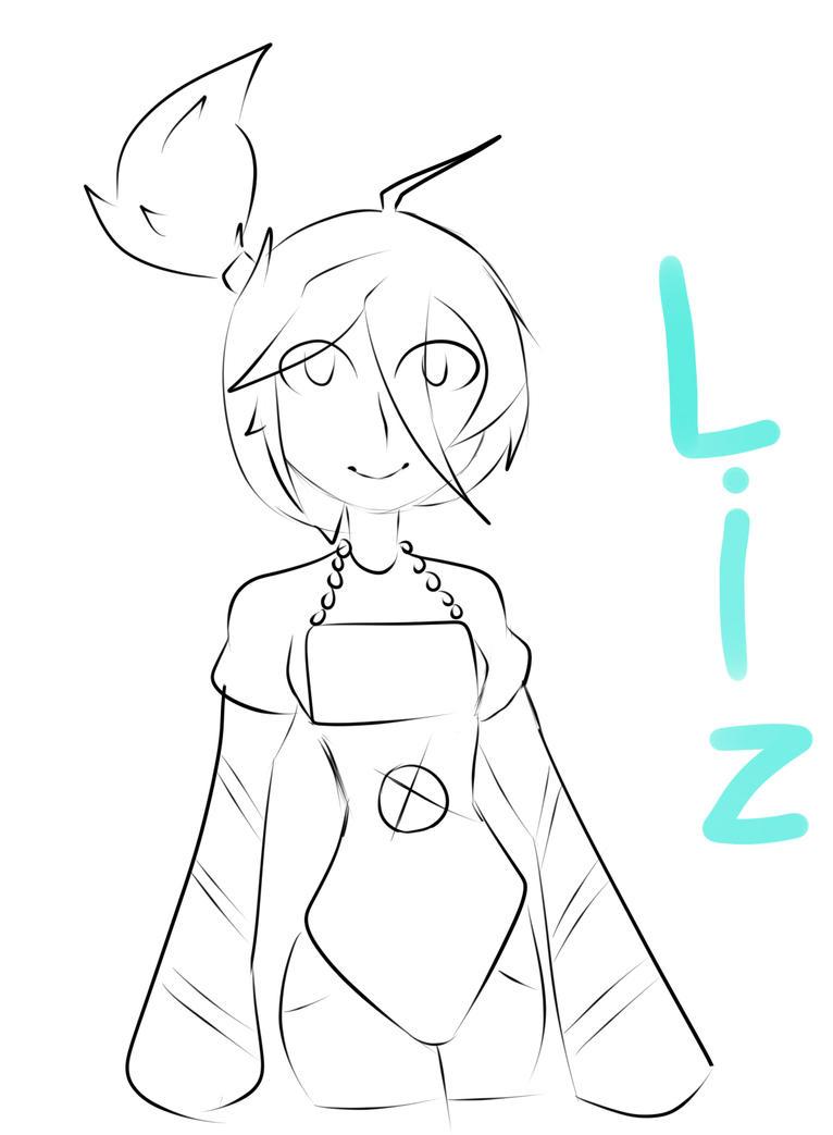 Liz by SerpyLag