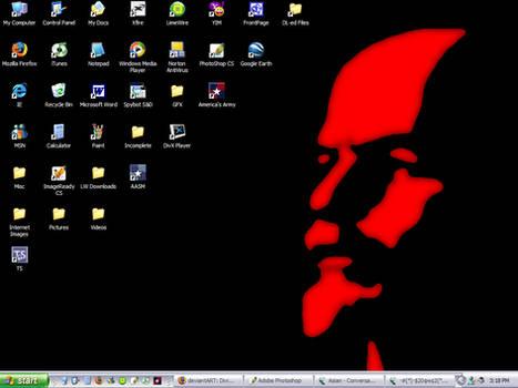 Lenin Wallpaper ScreenShot