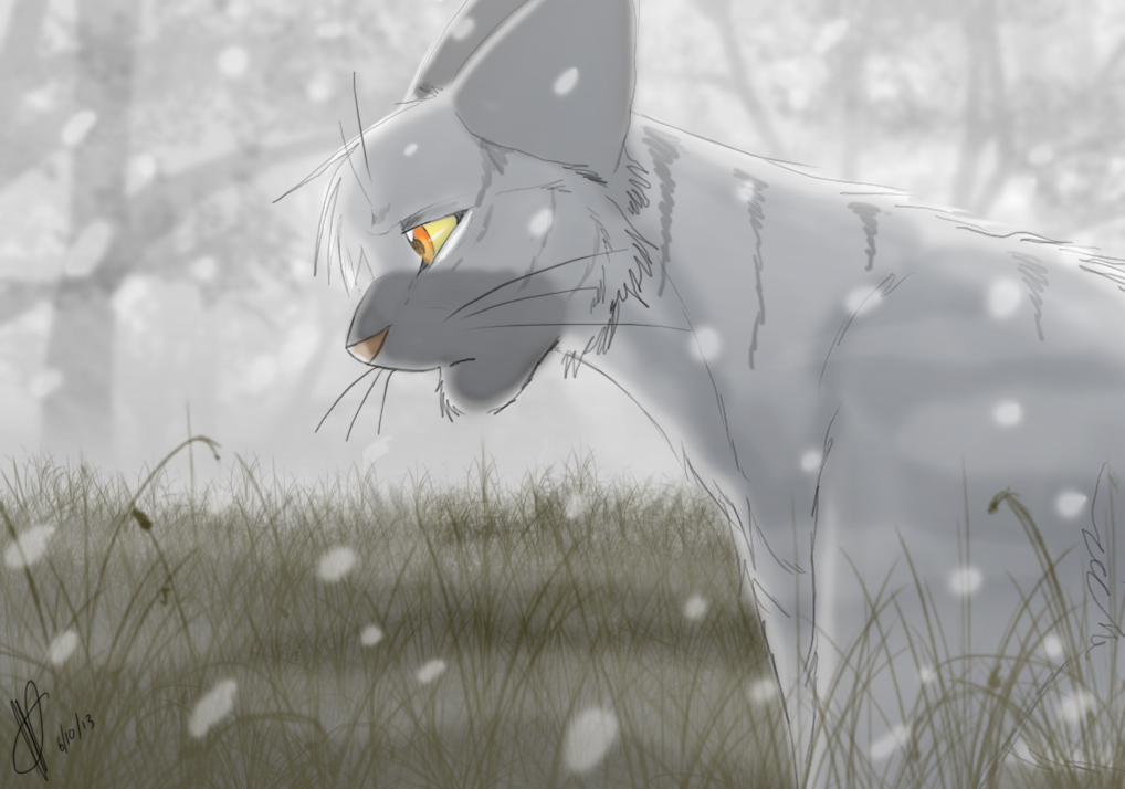 Lonesome Field-GrayWing by Sacrificed908
