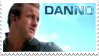 Danno stamp by LadySlyOfCastelmore
