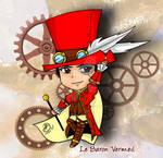 Le Baron Vermeil by LadySlyOfCastelmore