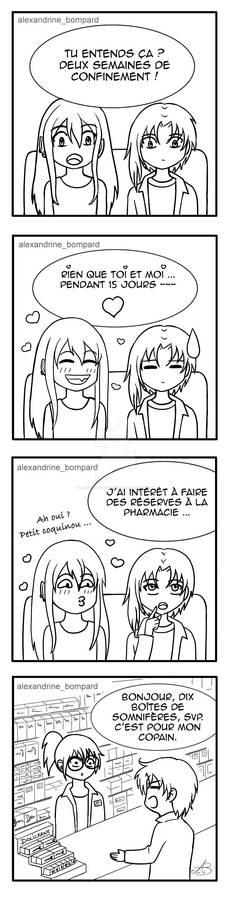 Confinement - fr