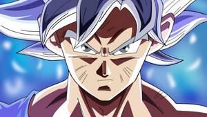 Dragon Ball Super - Son Goku UI
